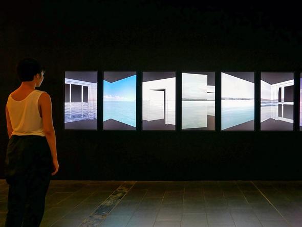 台灣藝術家王博彥作品「薩烏達德」 洛杉磯18街藝術中心30週年展出