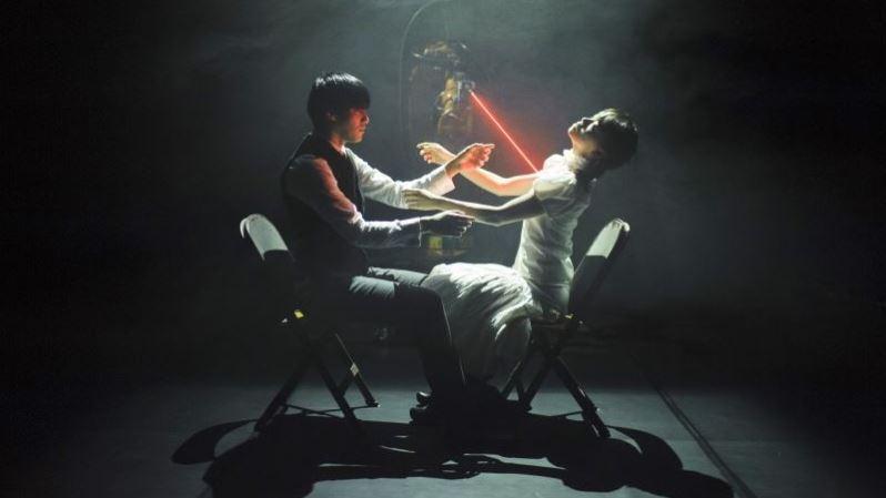 臺灣科技藝術代表作《黃翊與庫卡》 赴墨西哥賽萬提斯國際藝術節演出