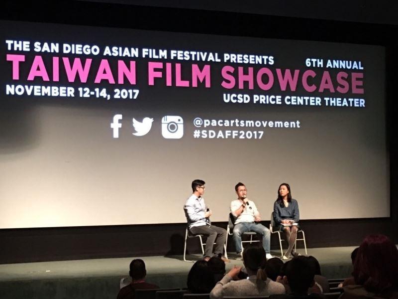 聖地牙哥亞洲電影節 打開臺灣電影櫥窗
