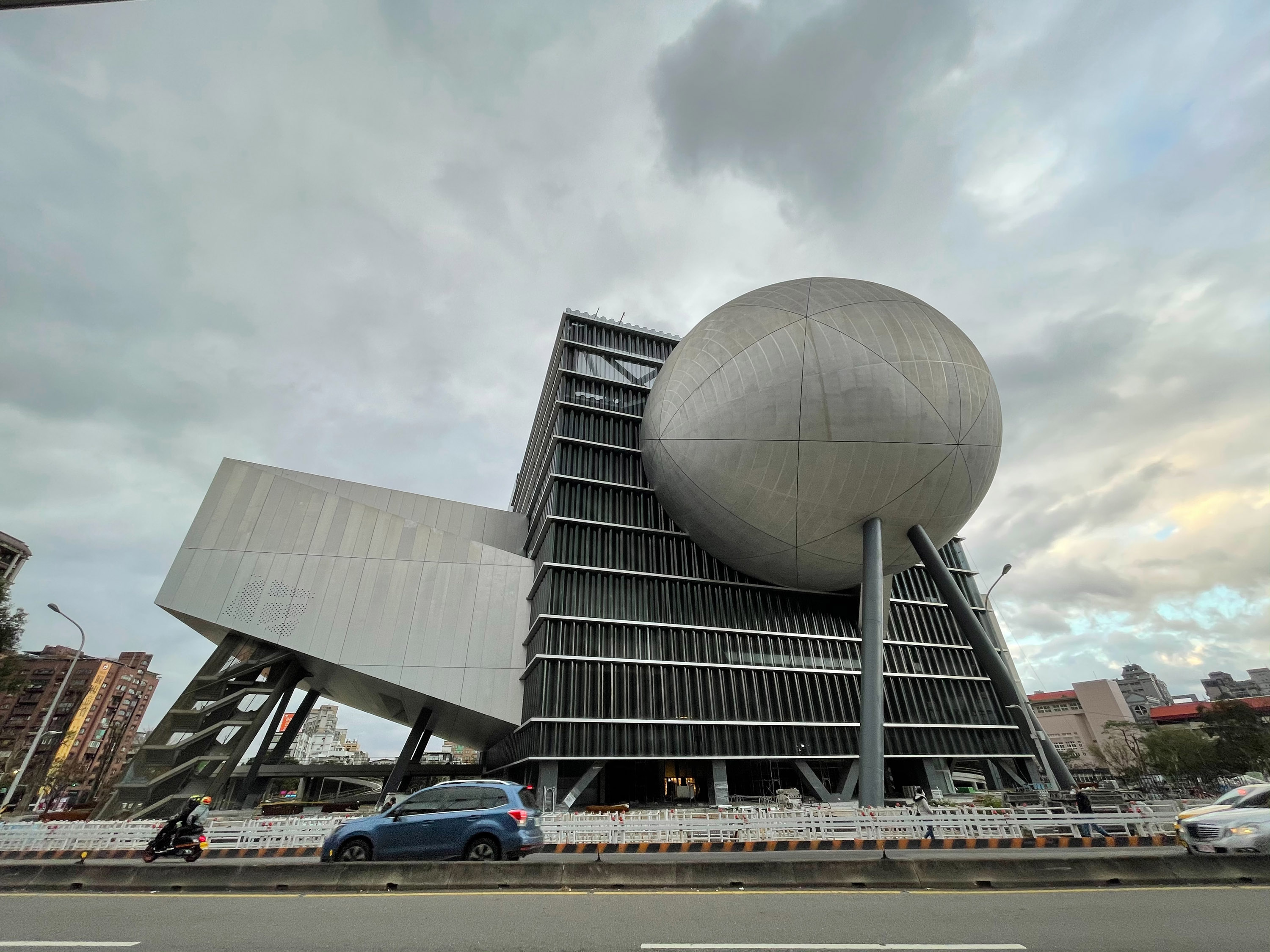 Taipei Performing Arts Center named one of 'most anticipated buildings' by CNN Style