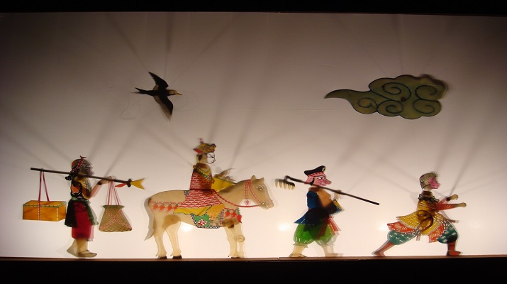 Puppet Performance: Yung Shing Le Shadow Puppet Troupe