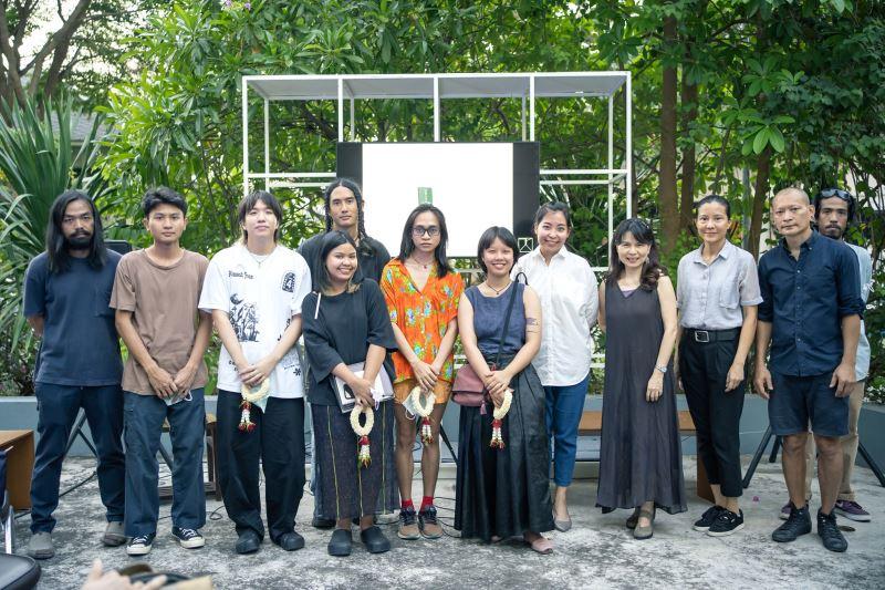Taiwan-Thailand artists joint art study program showcases their creativity