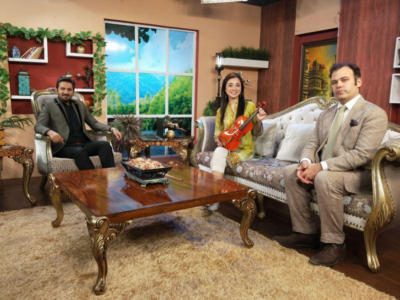 Pianista taiwanesa parte rumbo a Pakistán para realizar visita de intercambio cultural