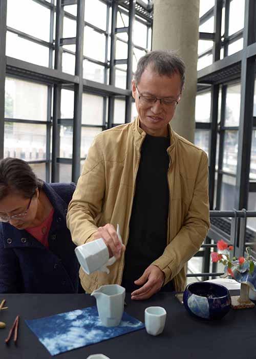Ceramic artist | Cho Ming-shun