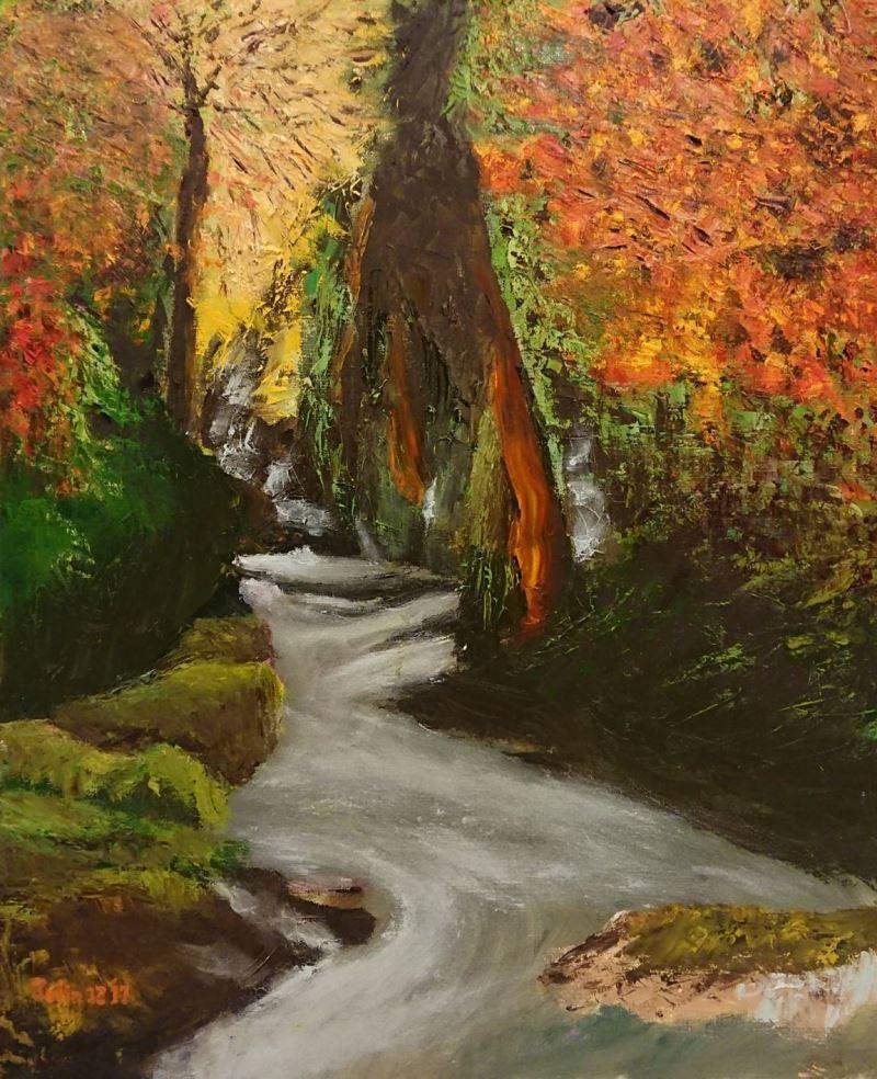 土地之戀―林月嬌(Jolin)油畫展