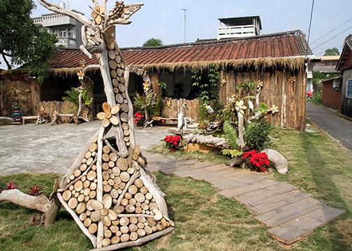 Togo Rural Village Art Museum