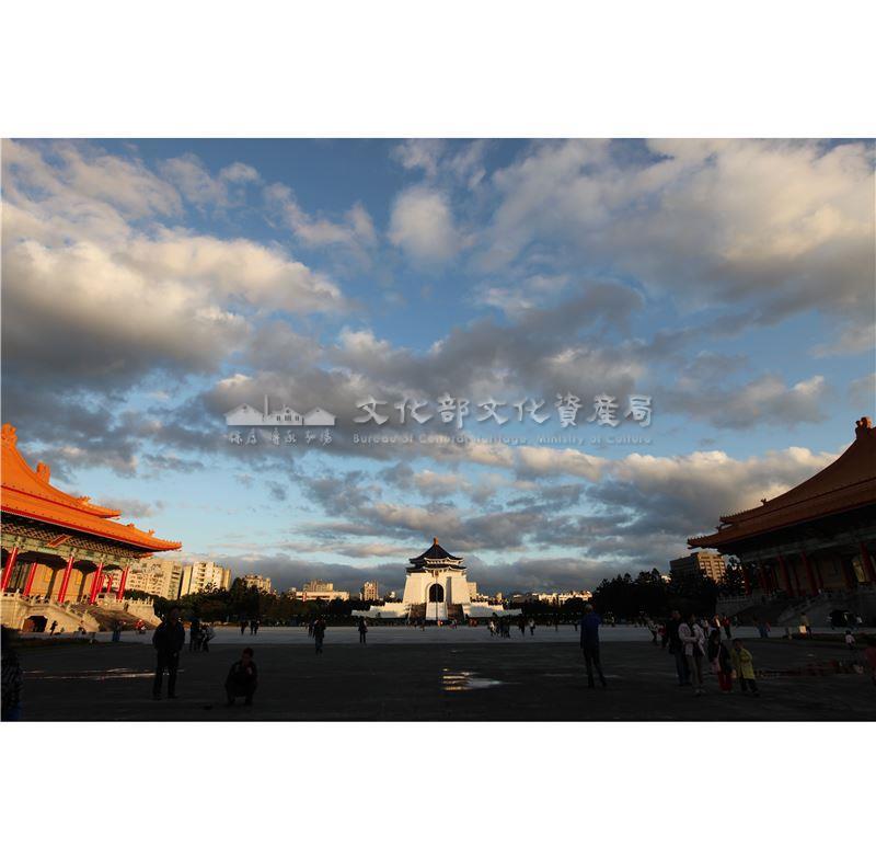 台湾民主記念園区