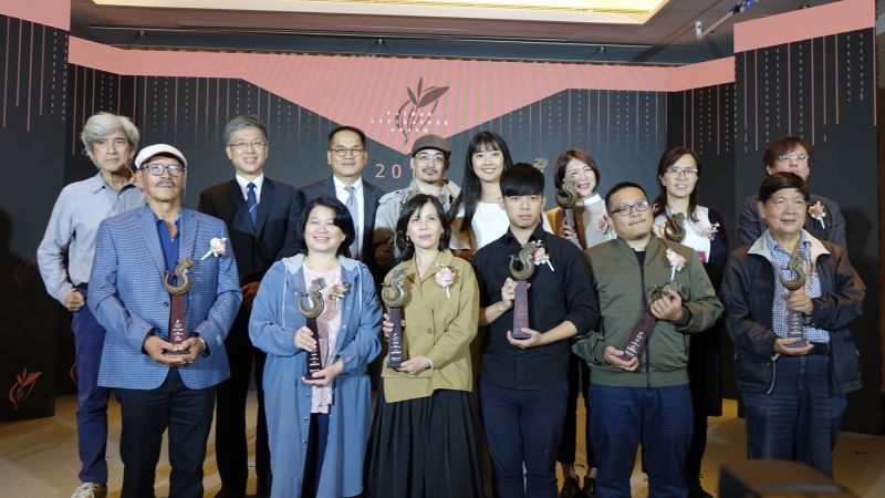 Taiwan Literature Award celebrates nation's literary diversity