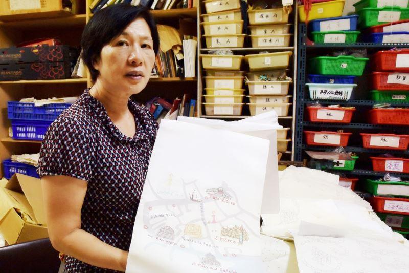 Silk Tapestry Artist | Huang Lan-ye