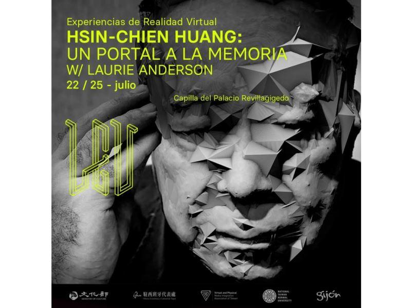 Spain digital arts festival to showcase Taiwanese artist's VR works