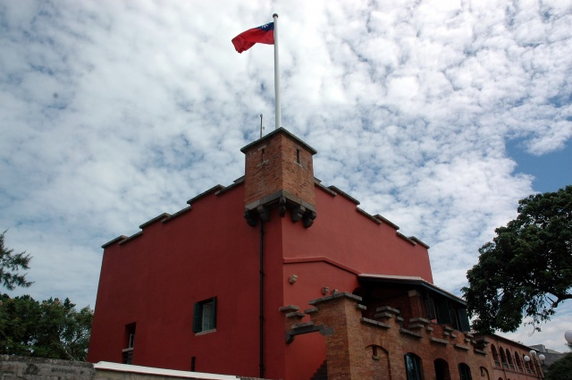 淡水紅毛城及び周辺の歴史建築群