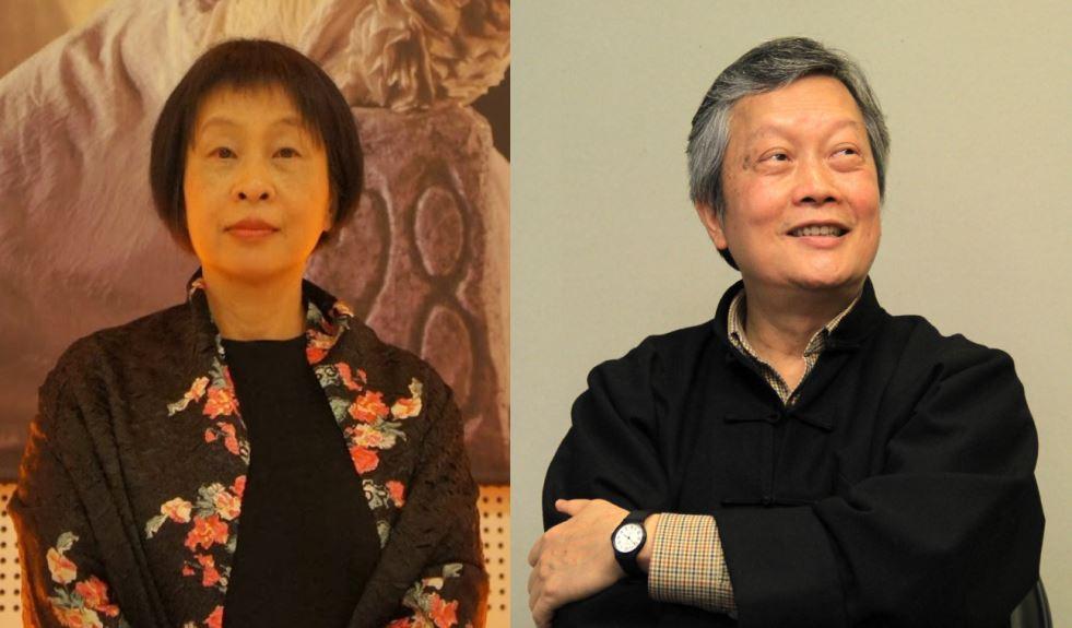 李昂與林明德蒞法舉行臺灣文學與文化講座