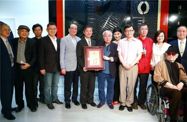 'Orientation: Splendor of Flame – A Retrospective Exhibition of Lee Shih-chi'