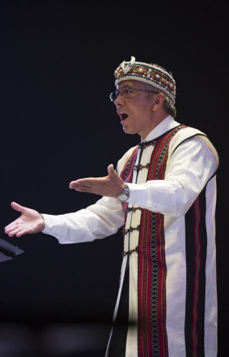 Choir Leader | Bukut Tasavaluan