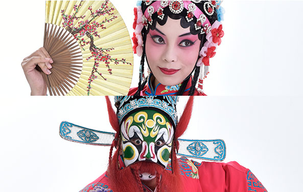 Taiwan Bangzi Opera Company Grand Festival - Flower Chanting, Wang Yue-Ying Beating Cheng Yao-Jin - The Bridal Chamber