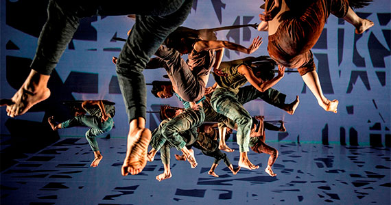 Cloud Gate élue « compagnie d'excellence de l'année » des National Dance Awards du Royaume-Uni