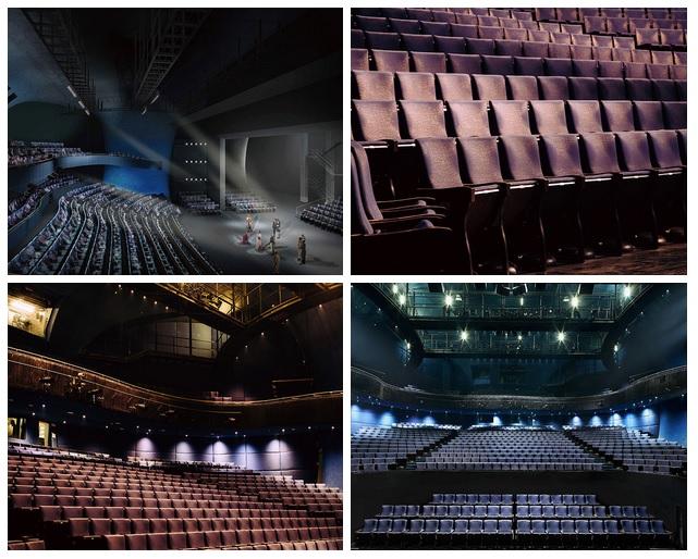 完成まで10年 台中国家歌劇院、きょうオープン 早朝から多くの人