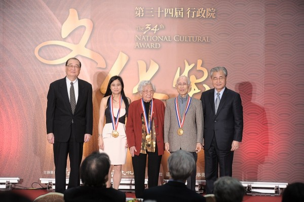 Torchbearers honored by National Cultural Awards