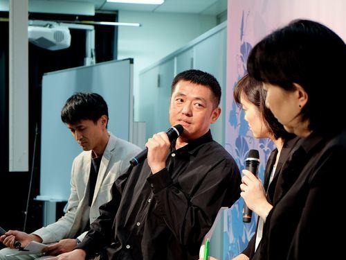 リン・チャン、映画音楽の魅力を東京で紹介=台湾文化センターでイベント