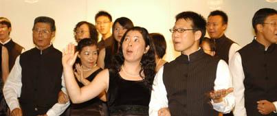 「澎湖合唱團」的仲夏音樂會