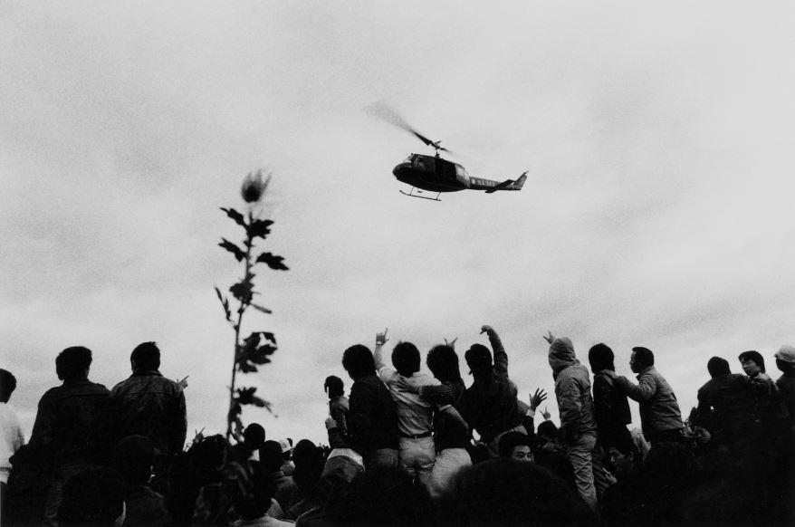 【展示】戒厳令の解除30年 -愛‧恋‧台湾攝影展 ~台湾民主化運動の軌跡~