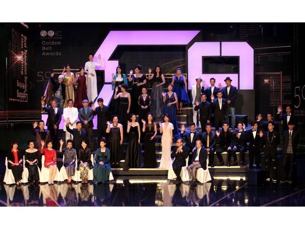 台湾版エミー賞「電視金鐘奨」:プレゼンターに豪華スター勢ぞろい