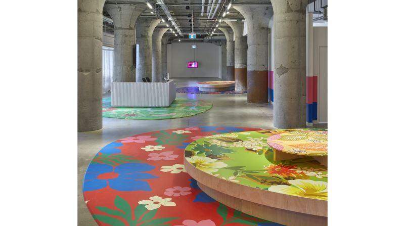 台灣藝術家林明弘新作2021年在多倫多當代藝術館開展