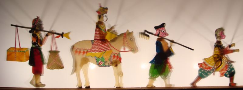 Taiwan shadow puppetry troupe tours Michigan, Pennsylvania