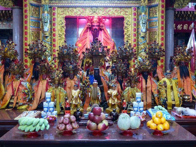 «臺灣廟宇 - 眾神宮殿的深度之旅»