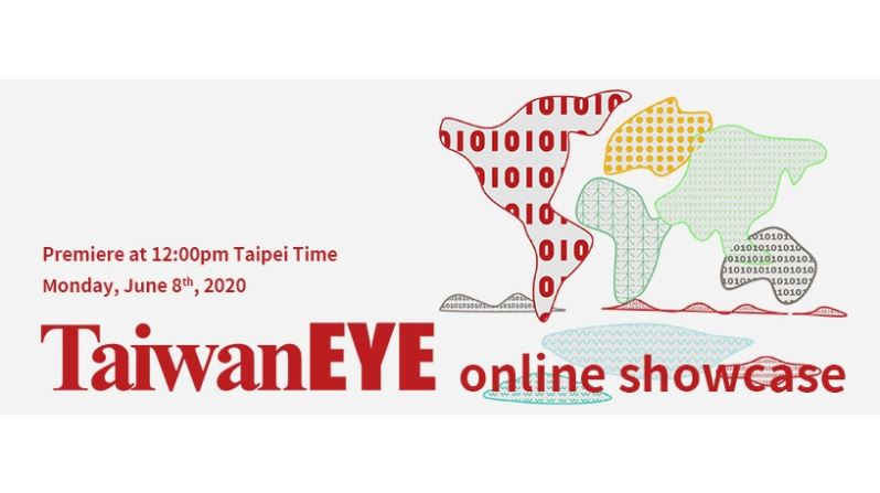 TaiwanEYE Online Showcase features 10 Taiwanese Performing Arts Companies and Productions for International Tour