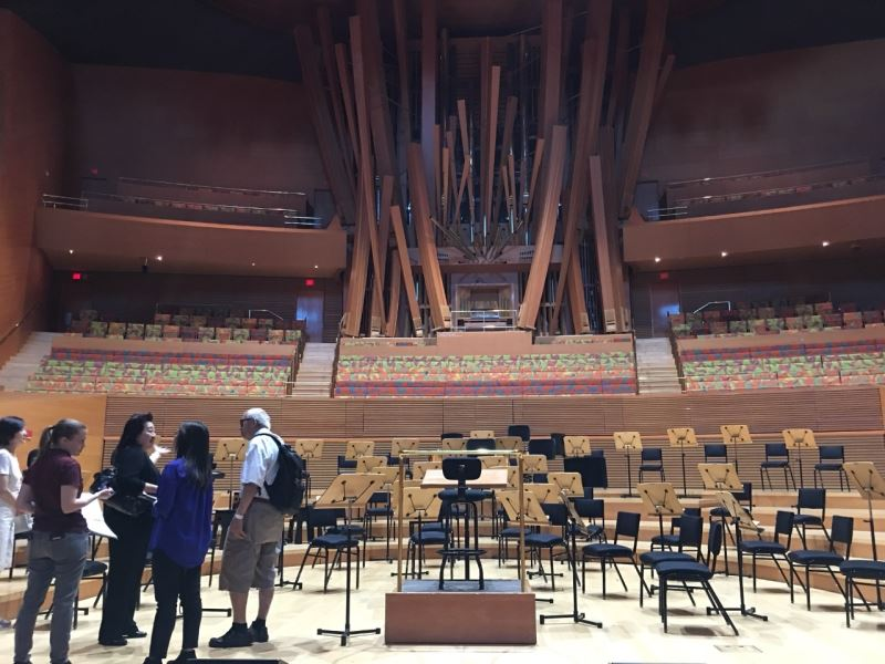 National Taiwan Symphony Orchestra Invited to Perform at the Los Angeles Walt Disney Concert Hall