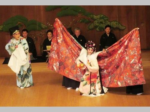 台日共同制作の劇、横浜で世界初演 崑劇と三味線を融合 観客称賛