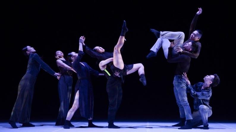 美國華盛頓大學線上播映丞舞製作團隊作品《怒》