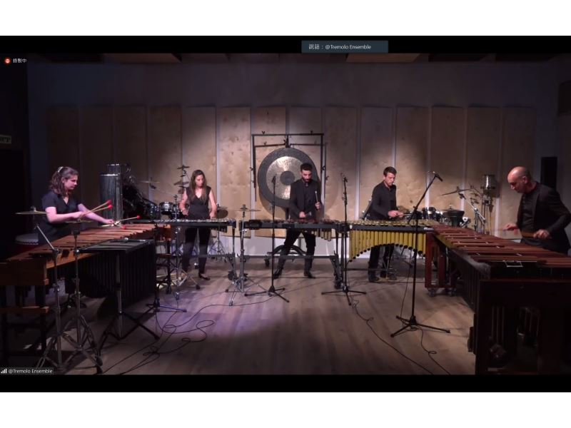 Ju Percussion Group to hold live concerts with renowned percussionists from five countries