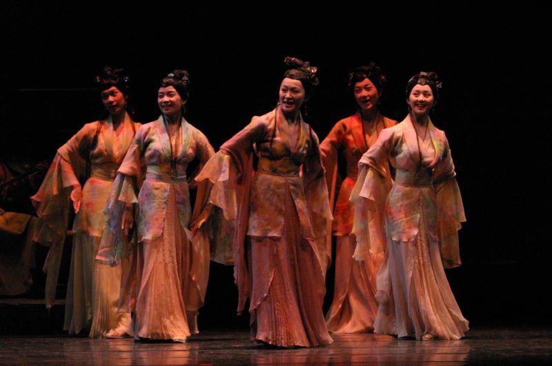 優美沉靜的台灣南管音樂【傳統館閣戲曲】— 江之翠南管劇場