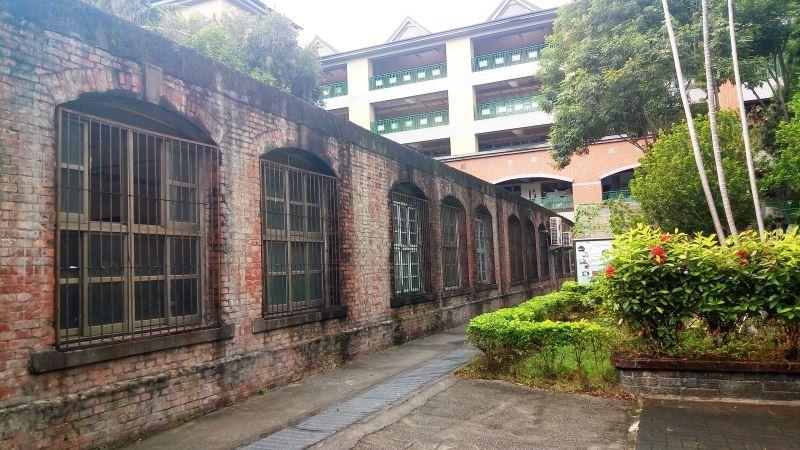 新北市の小学校に現存 明治時代の赤れんが校舎、市の歴史的建造物に