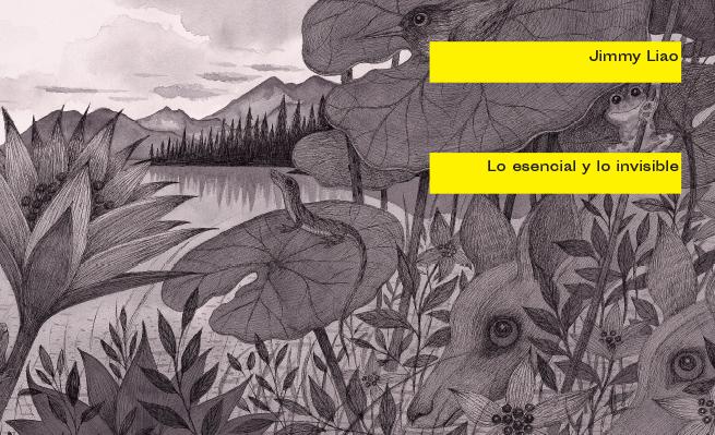 El Museo ABC organiza exposición especial sobre libros ilustrados del ilustrador taiwanés Jimmy Liao