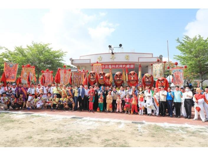 Triennial 'Saigang Koah-hiun' incense-questing pilgrimage to take place in late May