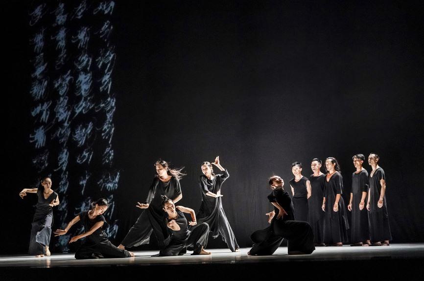 雲門舞集《十三聲》 2020年法國巡演