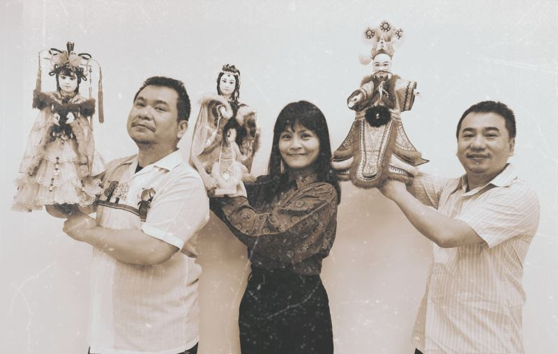 《Puppetry Family》Jin Kwei Lo Puppetry Company