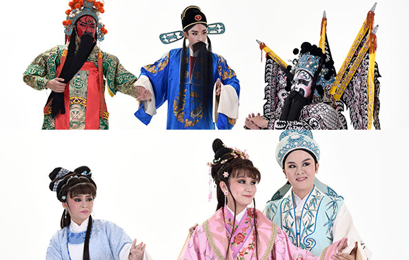 Department of Taiwanese Folk Opera of National Taiwan College of Performing Arts The Tale of the Ancient City, The Tenderness behind the Iron Face