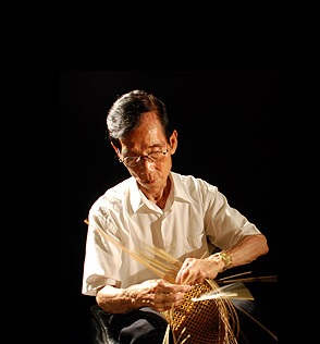Bamboo Weaver | Huang Tu-shan