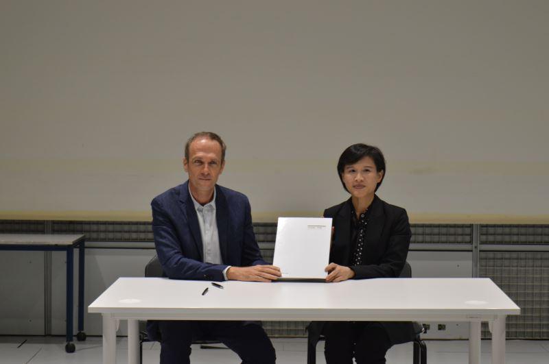 L'IRCAM établira un laboratoire sonore à Taiwan