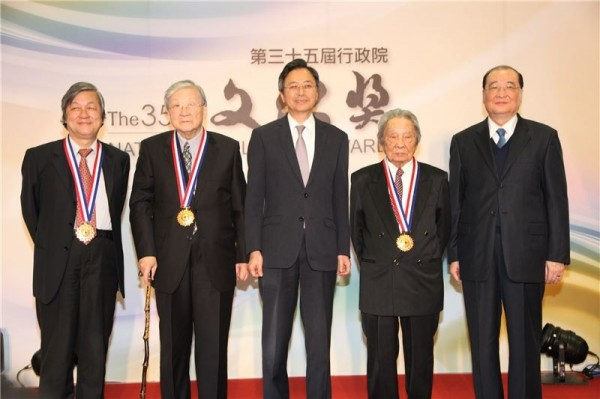 3 cultural maestros honored for lifetime achievement