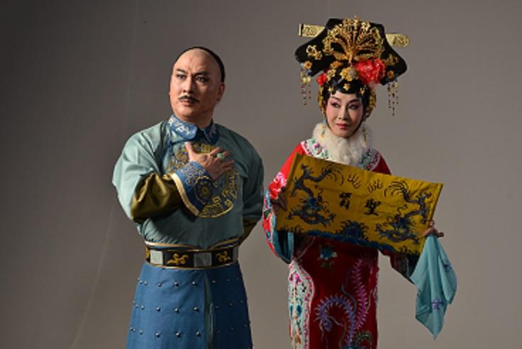 2016新編京劇《孝莊與多爾袞》