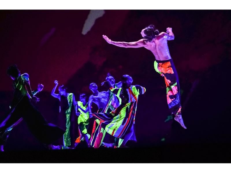 Cloud Gate Dance Theatre to participate for the first time at World Ballet Day