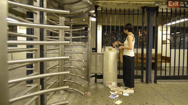 侯怡亭、曹良賓 紐約 Residency Unlimited 駐村發表「禮物,交換與合作」聯展計畫