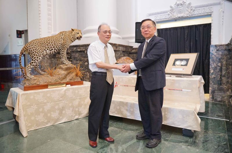 National Taiwan Museum to look after presidential artifacts