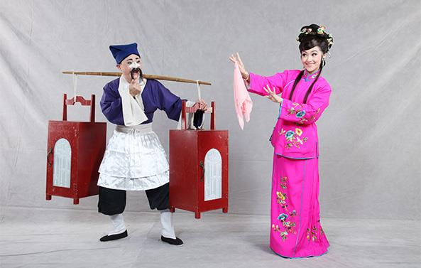 Classical Hakka Three-Characters Tea-Picking Opera│2018 Taiwan Traditional Theatre Festival