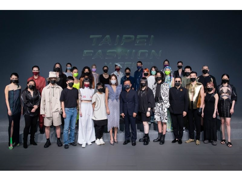 2021 Taipei Fashion Week SS22 to debut on Oct. 3 with 5G technology